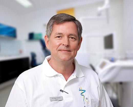 Dr. med. dent. Jürgen Schmitz  MSc (KFO)